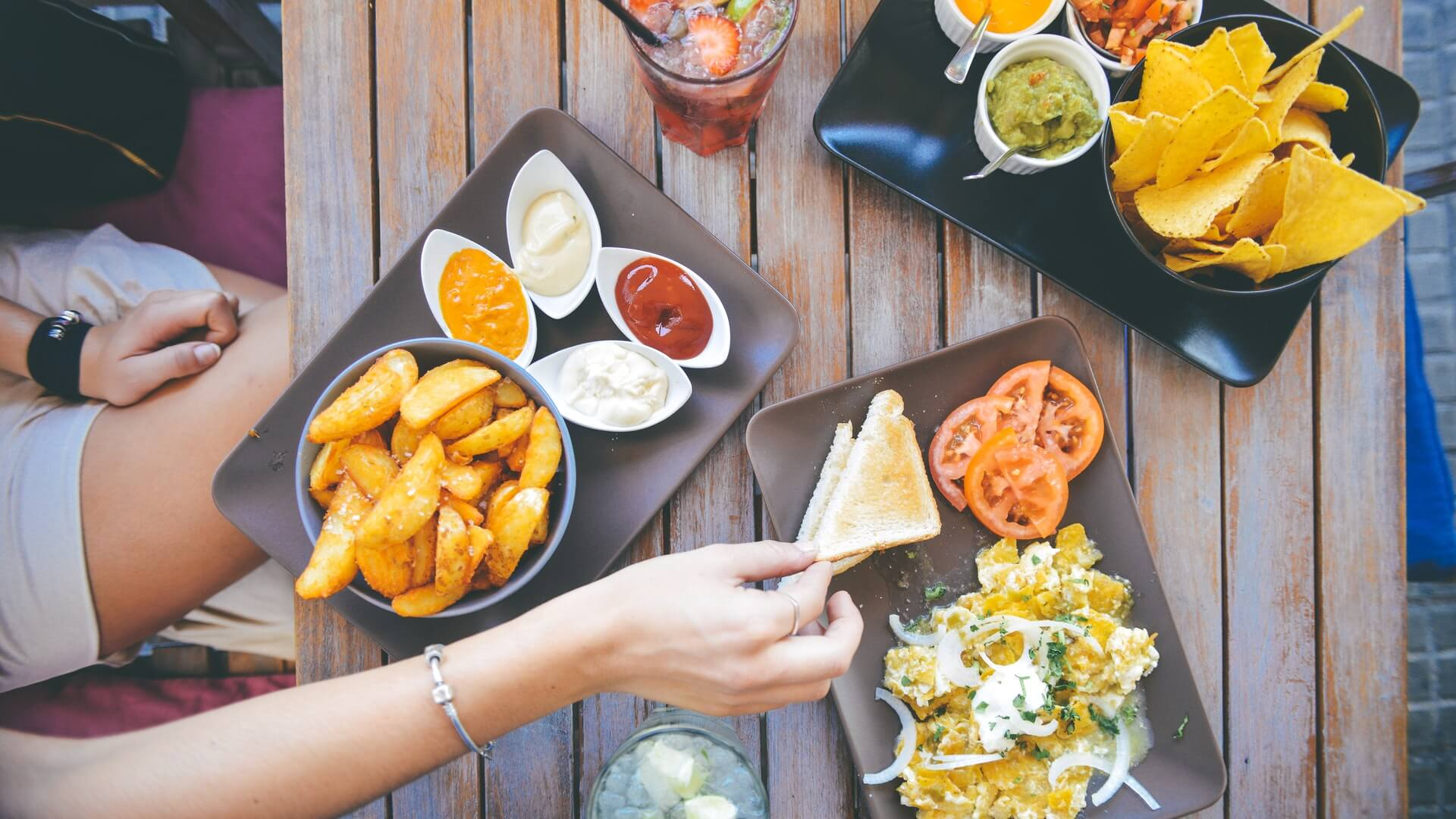 Having Healthier Lifestyle Could Help Improving Best Food