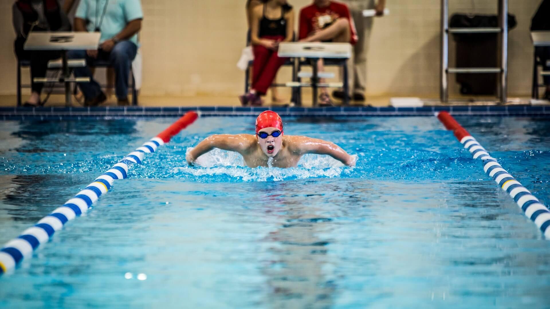 Swimming Record by Luna sukia